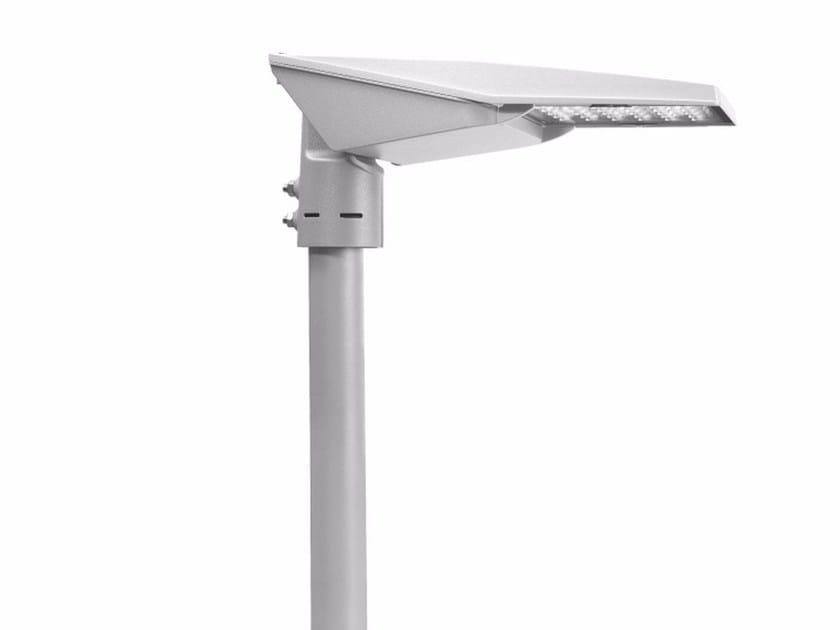 LED aluminium street lamp KAIROS by Cariboni group