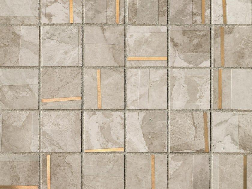 Mosaico in gres porcellanato KAMU | Mosaico by FAP ceramiche