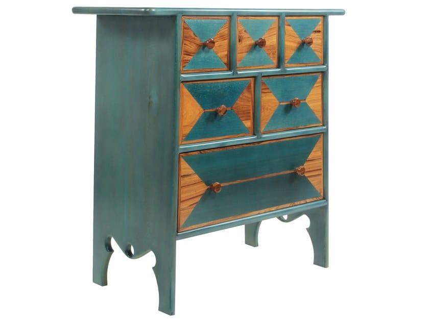 Wooden chest of drawers KANISHTA DARAJ by ALANKARAM