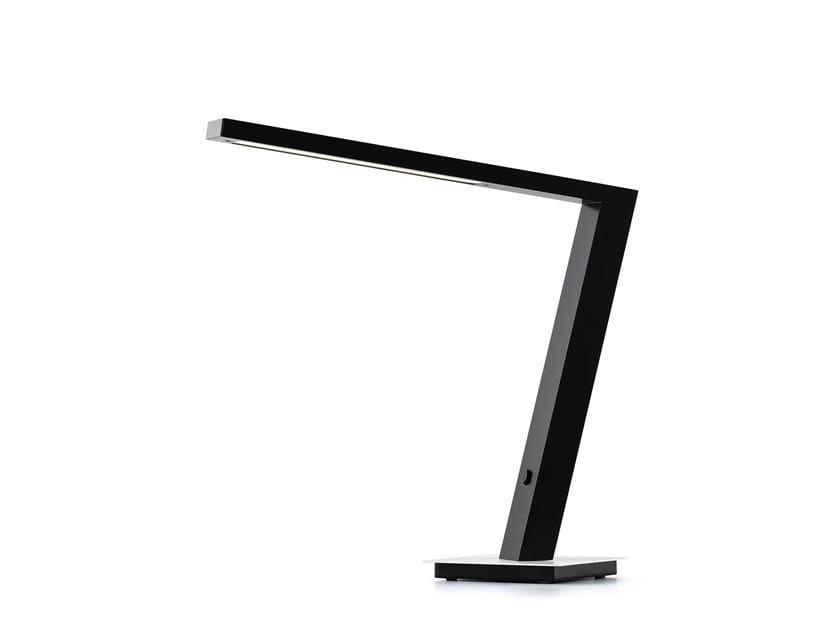 LED adjustable desk lamp KANTO /D by INDELAGUE   ROXO Lighting