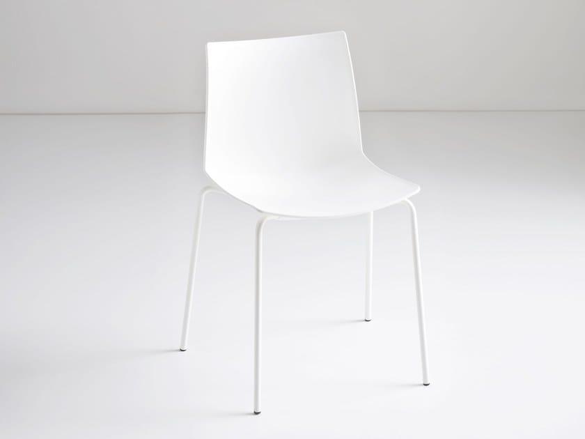 Technopolymer chair KANVAS NA by GABER