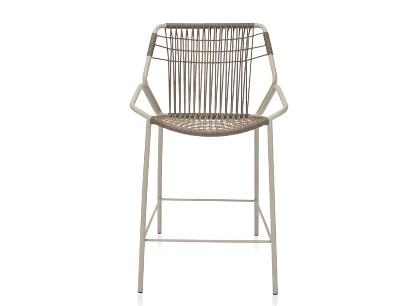Garden stool with footrest KAPUA | Stool by Garda Furniture