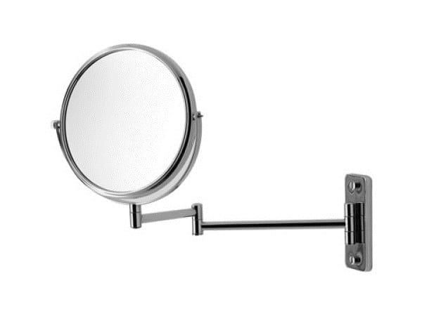 Karree specchio ingranditore by duravit