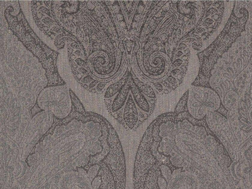 Tessuto damascato in viscosa KASHMIR by Gancedo