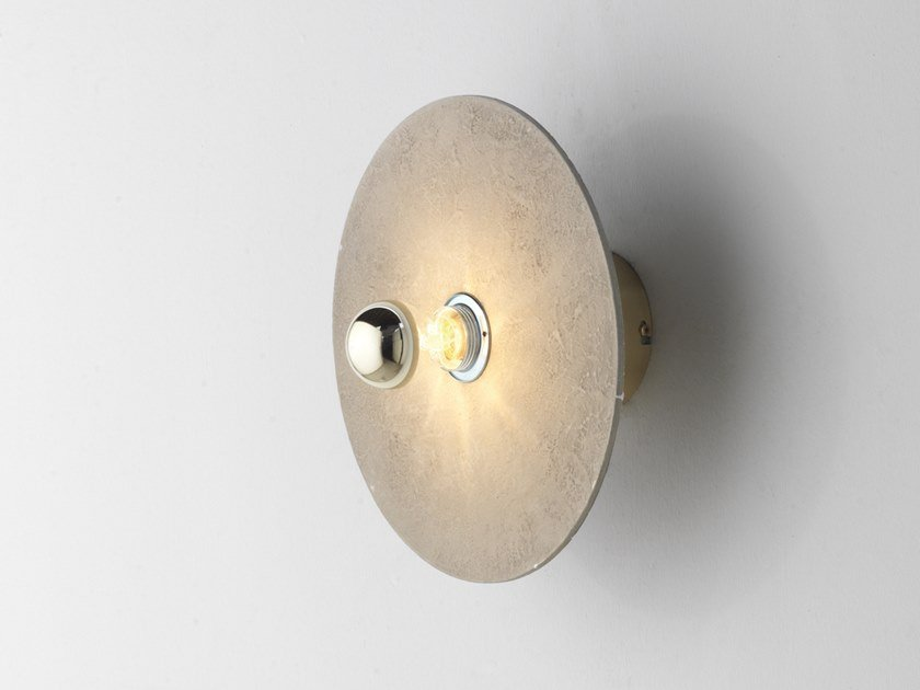 Metal wall lamp KASSY | Wall light by Aromas del Campo