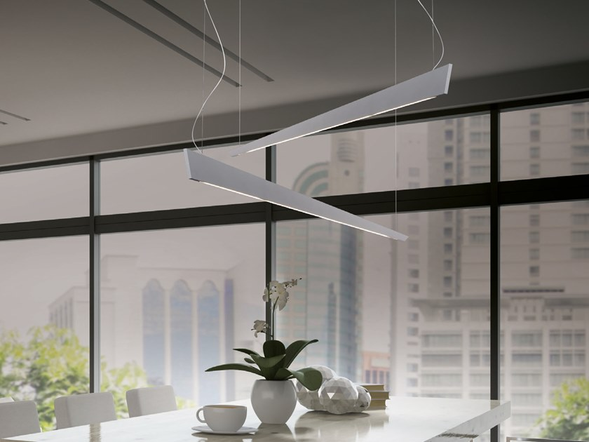 LED pendant lamp KATANA by Cattaneo