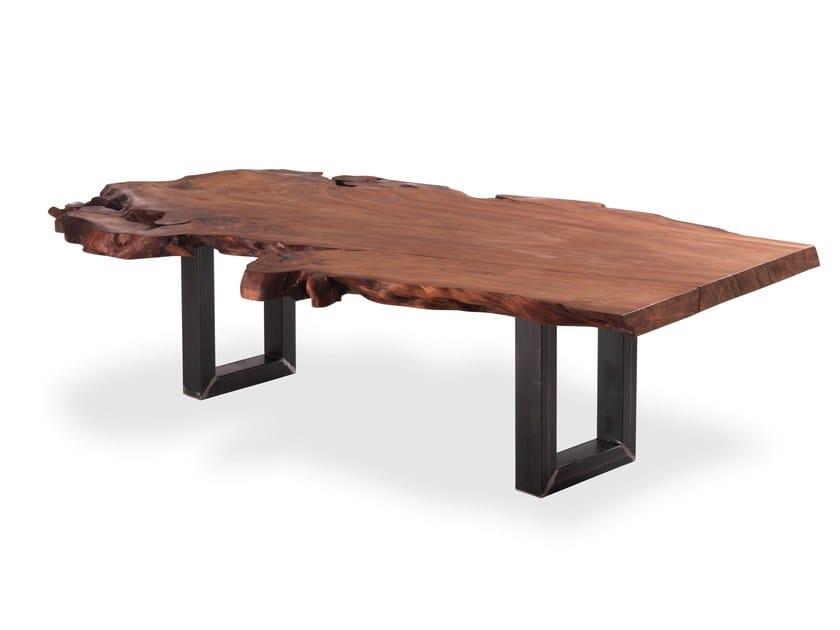 Kauri wood table KAURI AUCKLAND by Riva 1920