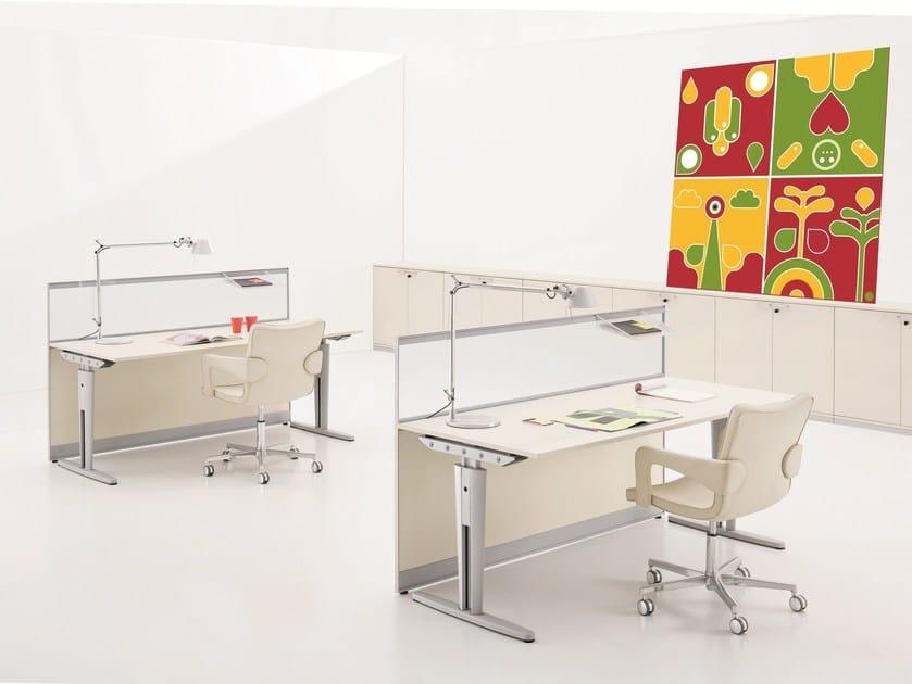 Office desk KAYO.TI by Archiutti