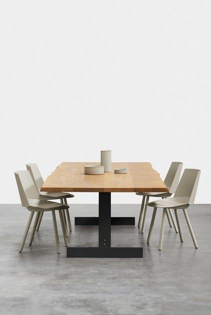 Raw Massivem Kazimir Mainzer Philipp Esstisch Aus E15 Holz By Design b7y6gvYf