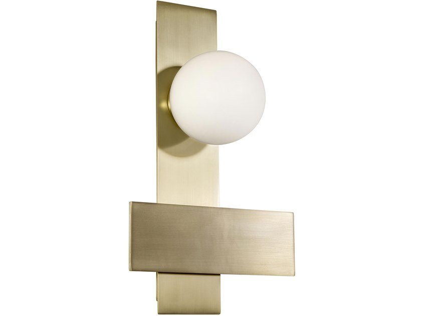 Metal wall light KEA by Cantori
