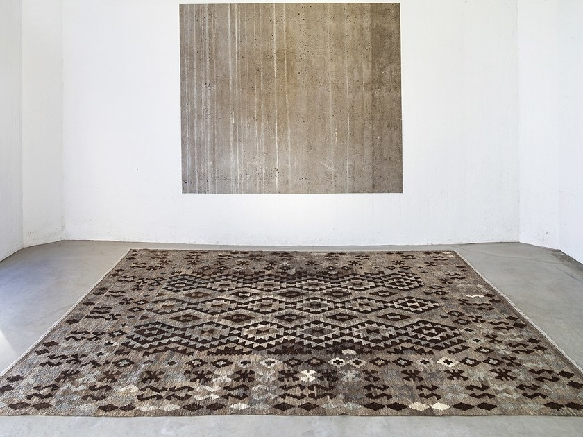 Patterned rug NATURAL KELIMS by Massimo Copenhagen