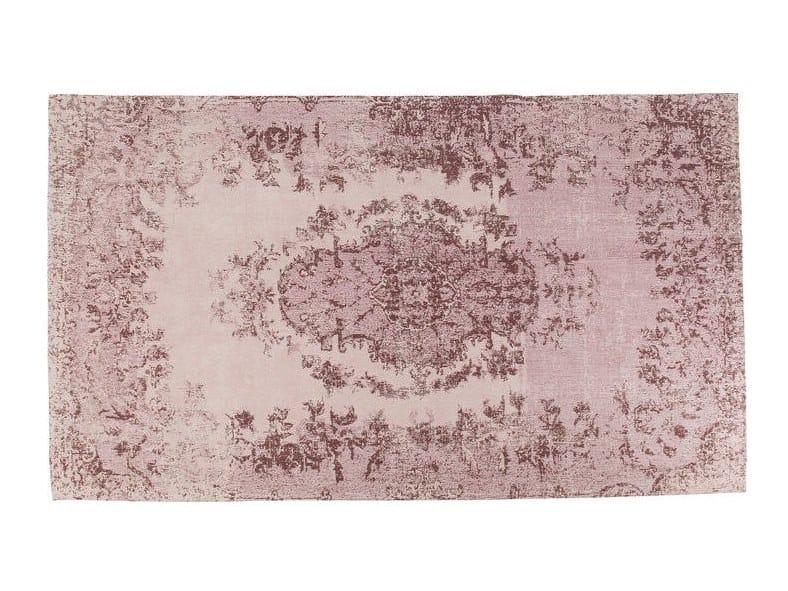 Rectangular cotton rug KELIM ORNAMENT | Rug by KARE-DESIGN