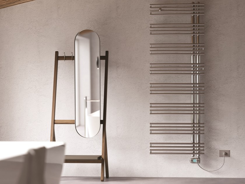 Electric vertical towel warmer KELLY ELECTRIC by CORDIVARI