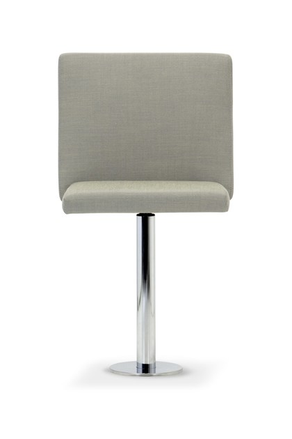 Contemporary style upholstered fabric reception chair KELLY SMALL | Chair by Domingo Salotti