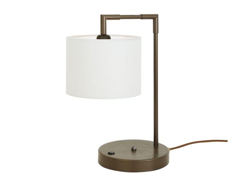 Brass table lamp KENDAL by Mullan Lighting