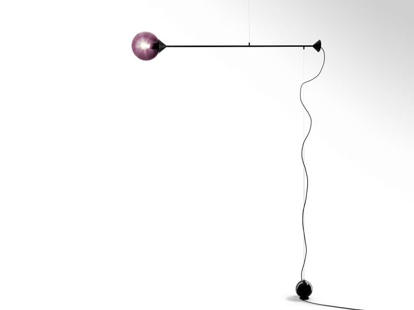 Pendant lamp KENDAMA | LED pendant lamp by GIORGETTI