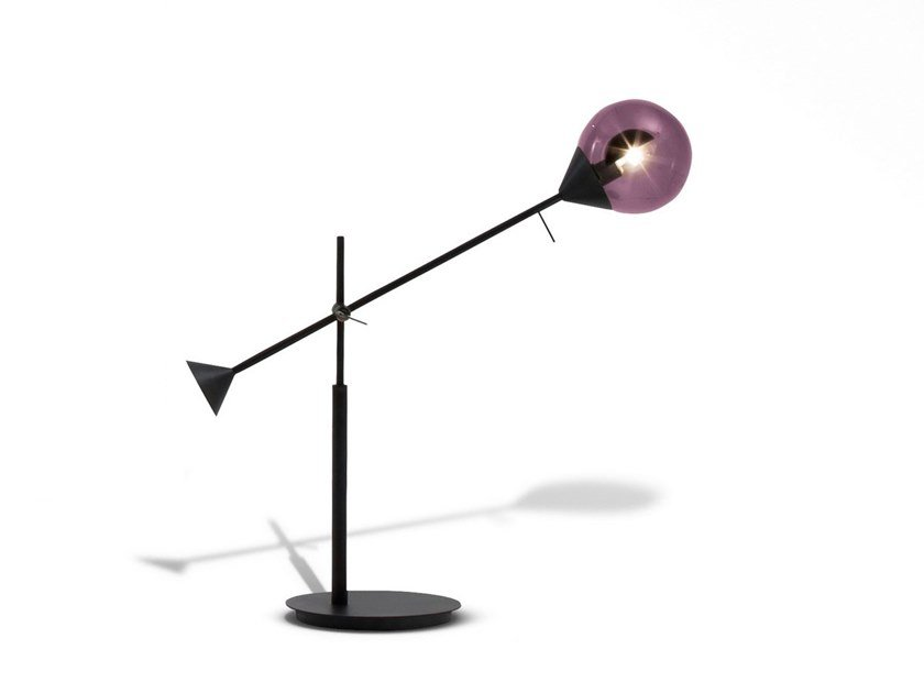 LED desk lamp KENDAMA | Table lamp by GIORGETTI