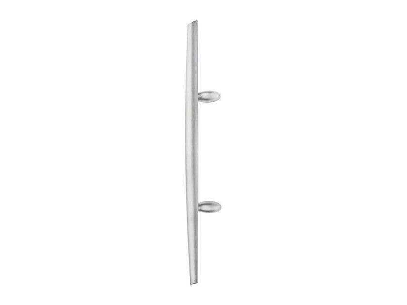 Contemporary style brass pull handle KENDO | Brass pull handle by LINEA CALI'