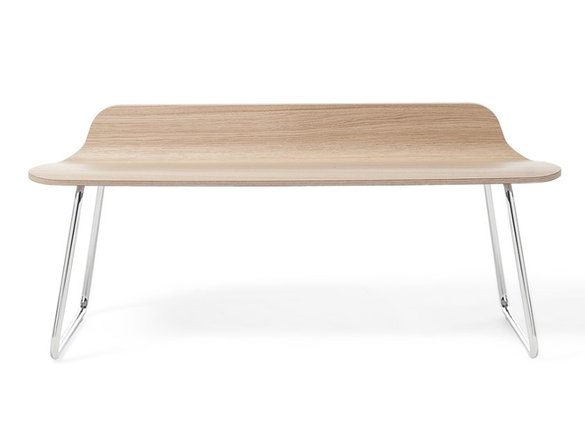 Wooden bench KENDRA | Bench by Kastel