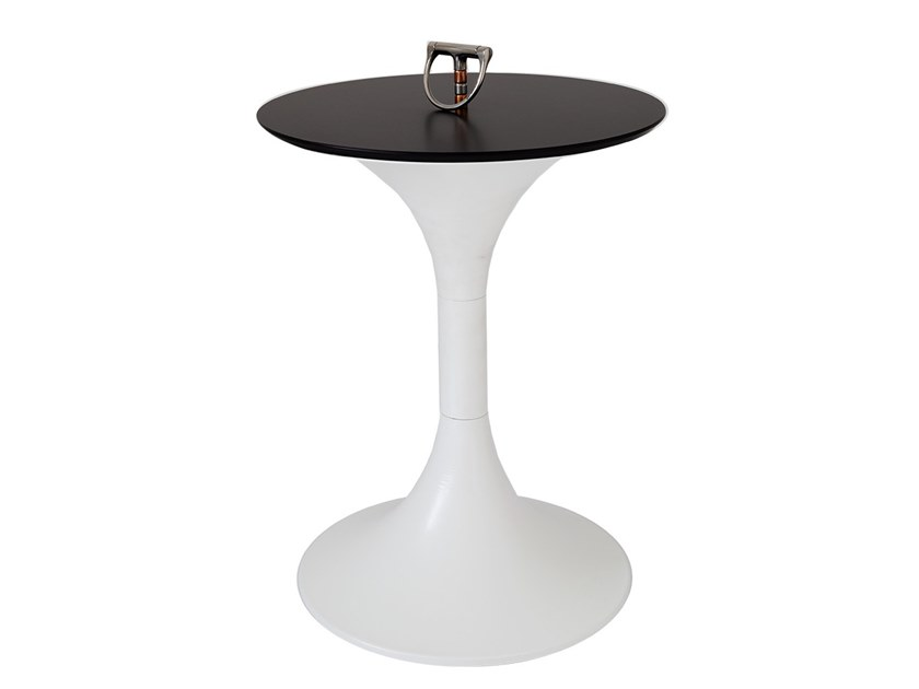 Aluminium table with handle KEPLER-CHEVAL by Vela Arredamenti