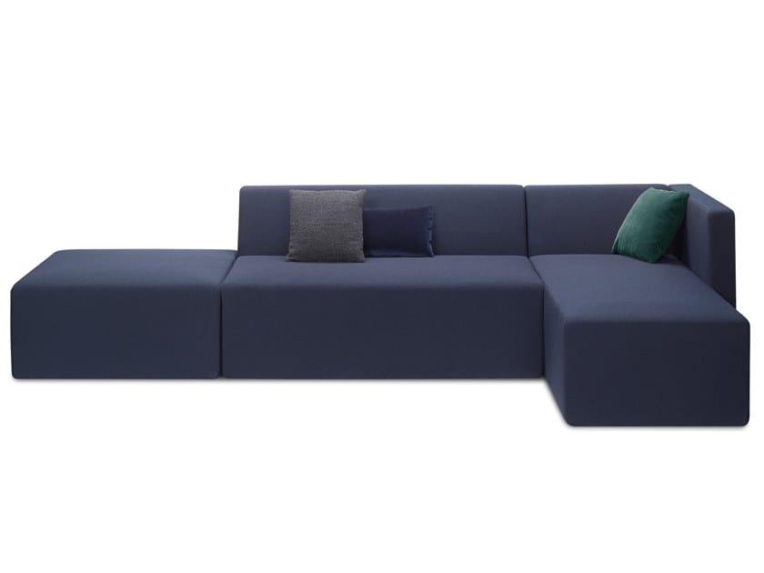 Modular sofa KERMAN by e15