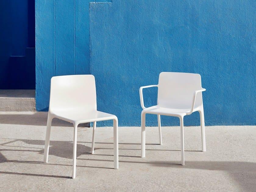 KES   Stuhl mit Armlehnen Kollektion Kes By VONDOM Design Gabriele e ...
