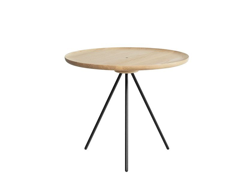Round coffee table KEY | Coffee table by Hem
