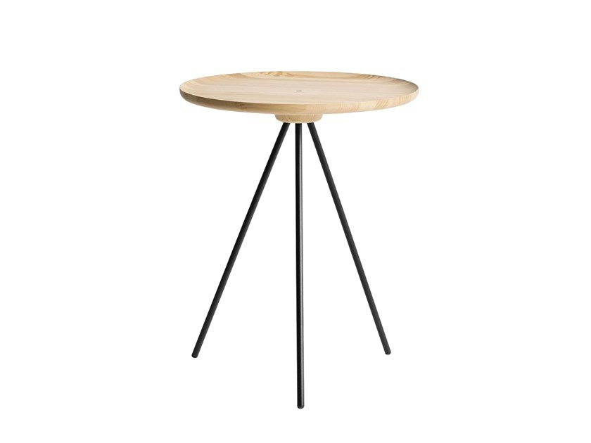 Round side table KEY | Side table by Hem