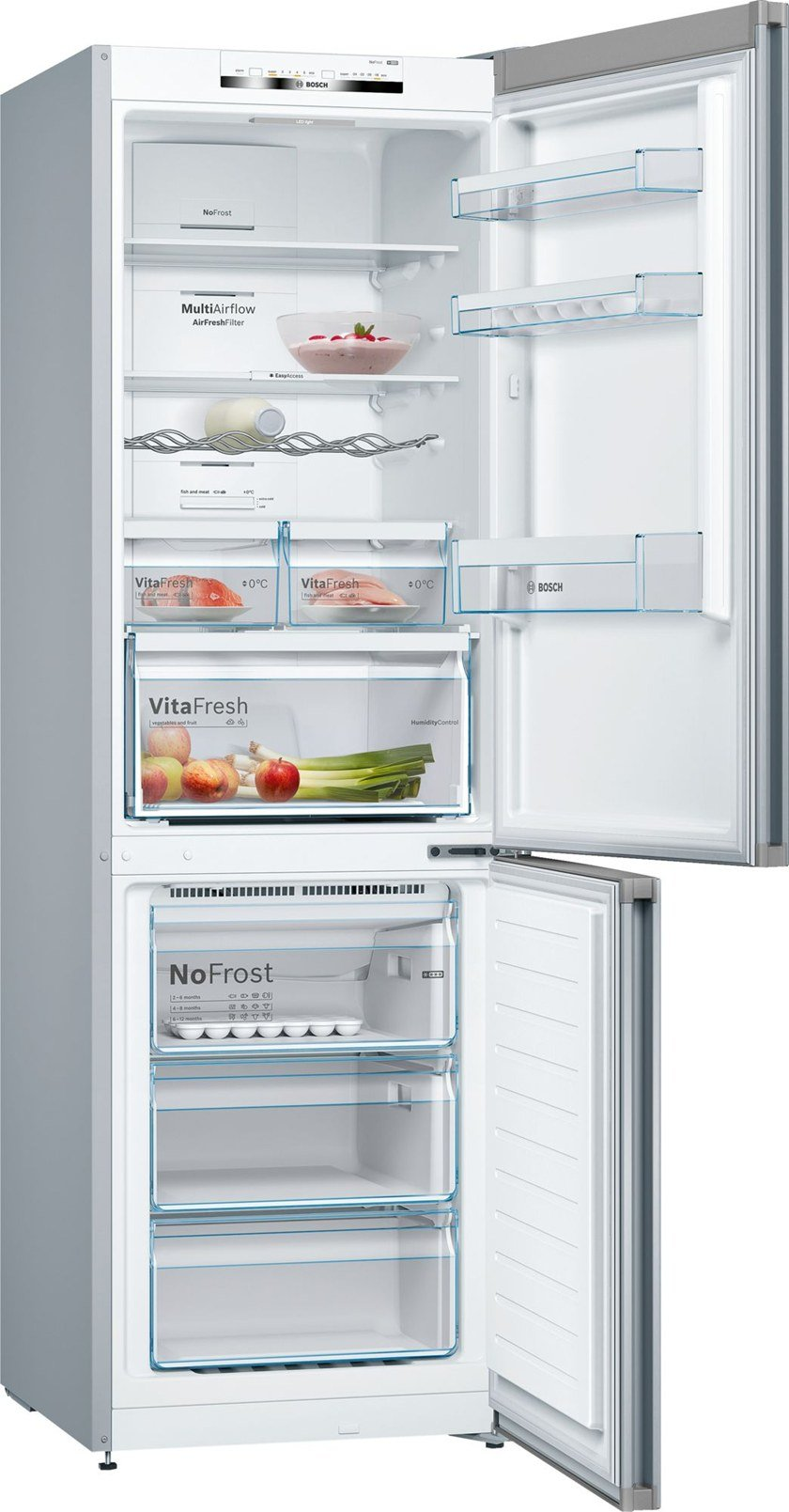 VARIO STYLE | Refrigerator Class A + + By BOSCH