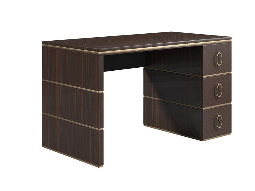 Wooden console table with drawers KIA | Console table by Capital Collection