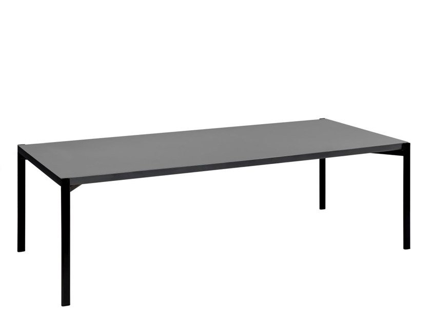 Rectangular coffee table KIKI | Coffee table by Artek