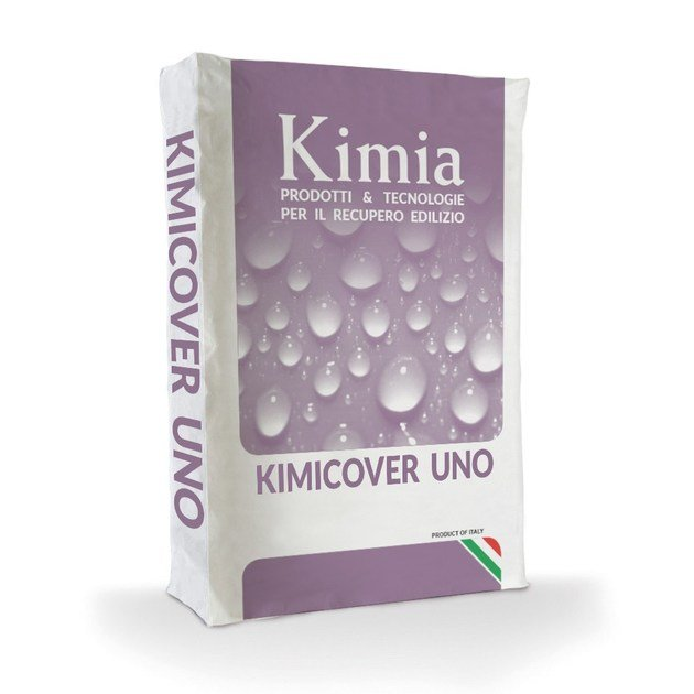 Cement-based waterproofing coating KIMICOVER UNO by Kimia