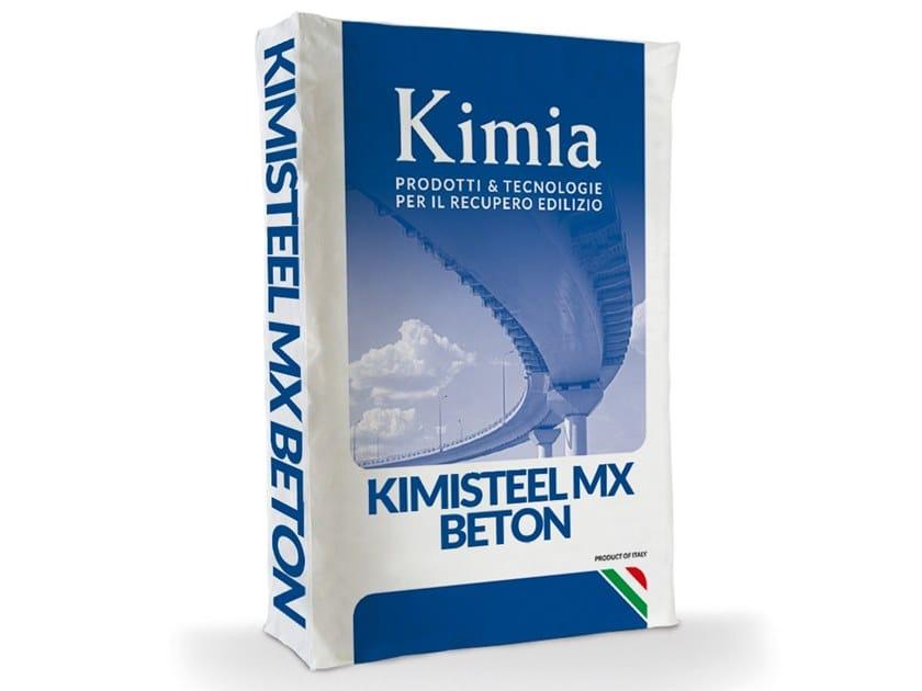 Renovation mortar and grout for renovation KIMISTEEL MX BETON by Kimia