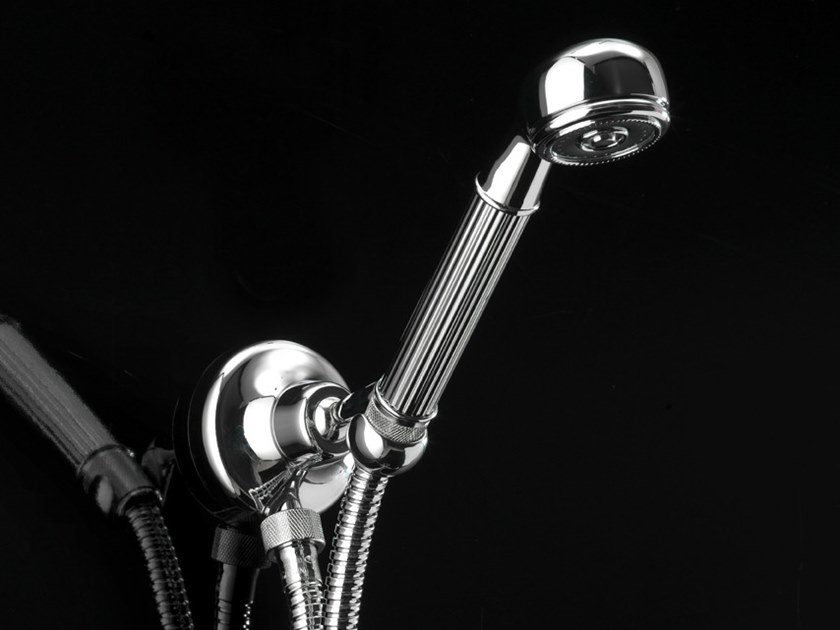 Wall-mounted handshower with bracket KING | Wall-mounted handshower by Devon&Devon