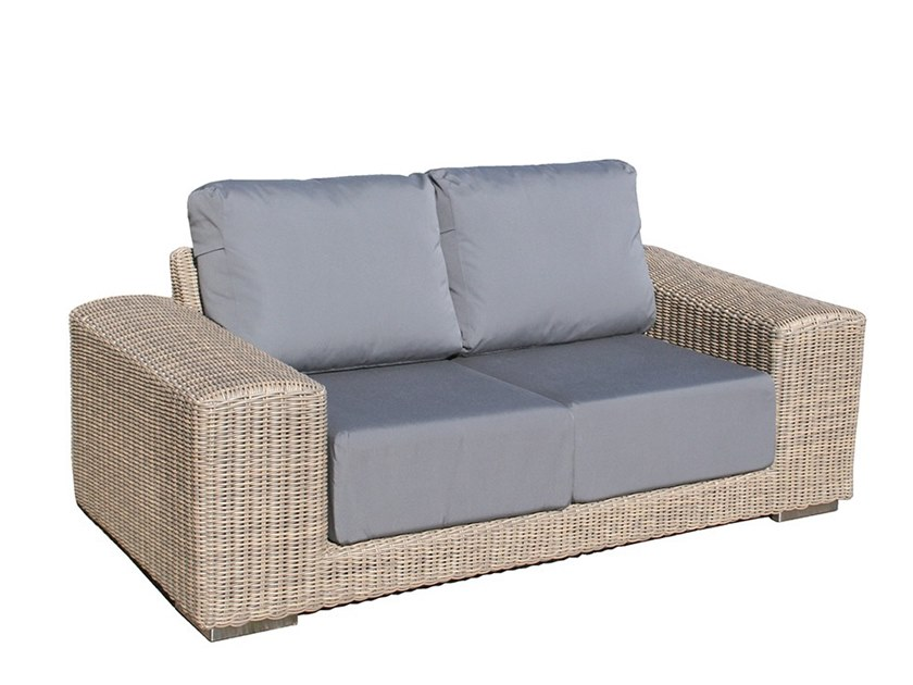 2 seater garden sofa KINGSTON | 2 seater garden sofa by Bridgman