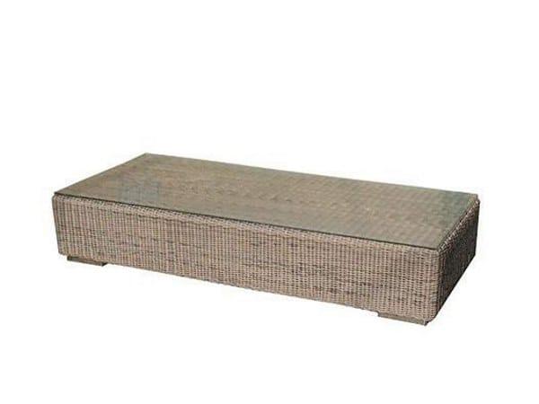 HAMPSTEAD | Mesita rectangular By Bridgman