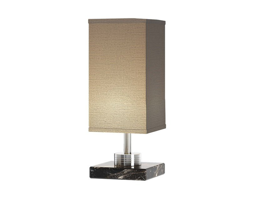 Fabric table lamp KISKA by Capital Collection