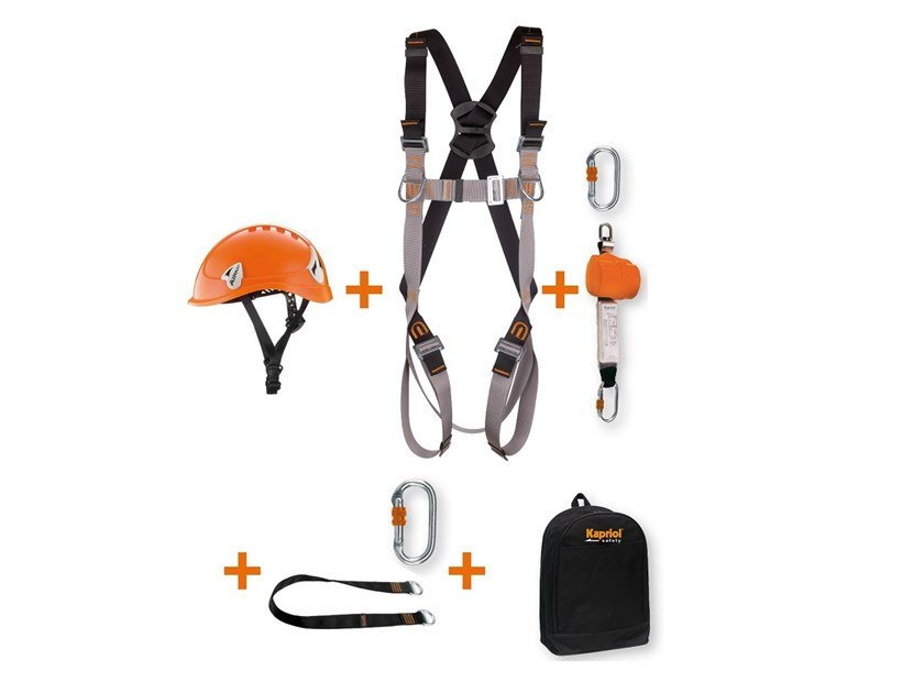 Personal protective equipment KIT ANTENNISTI by KAPRIOL