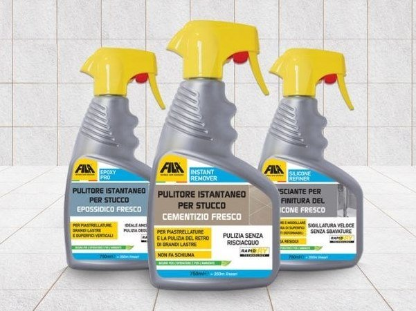 Surface cleaning product KIT INSTANT SOLUTION by Fila