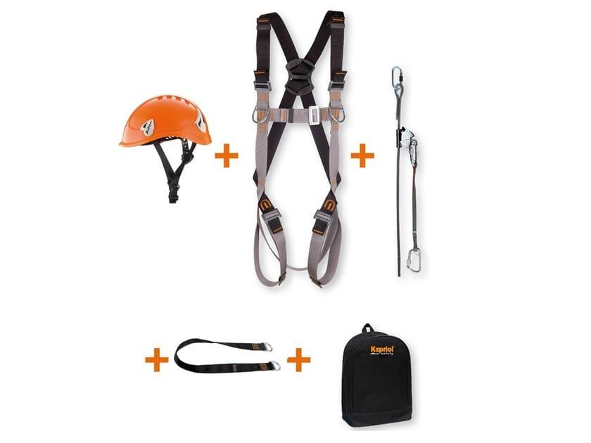Personal protective equipment KIT PIANI INCLINATI E LAVORI IN VERTICALE by KAPRIOL