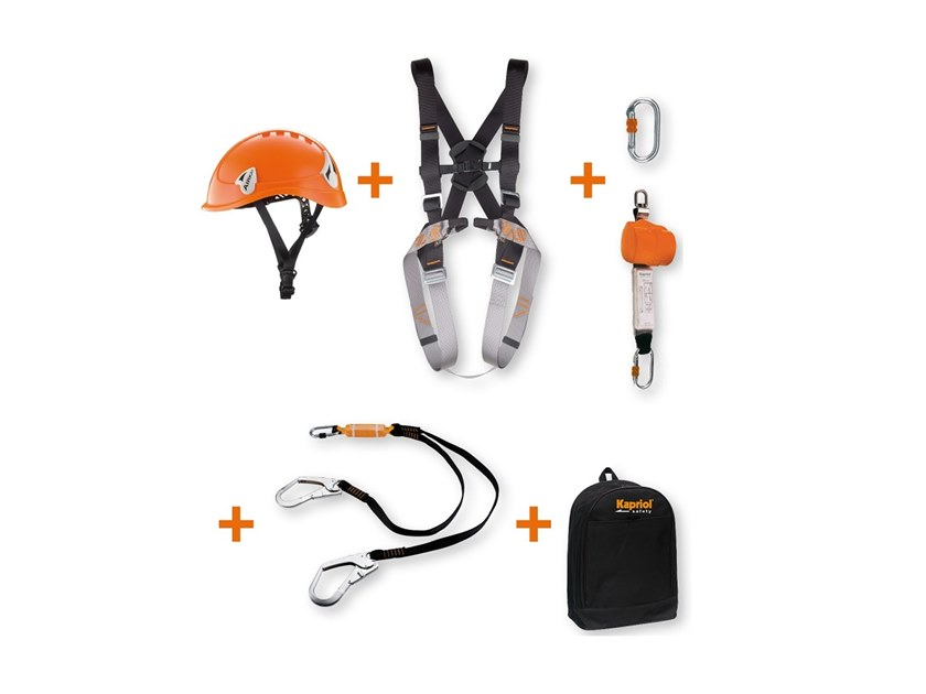 Personal protective equipment KIT PLUS by KAPRIOL