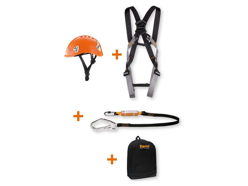 Personal protective equipment KIT PONTEGGIO by KAPRIOL