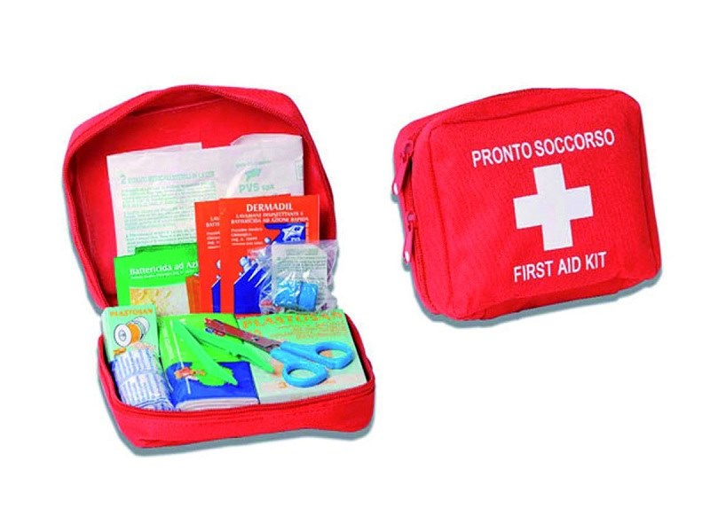 First Aid cabinets KIT PRIMO SOCCORSO by KAPRIOL