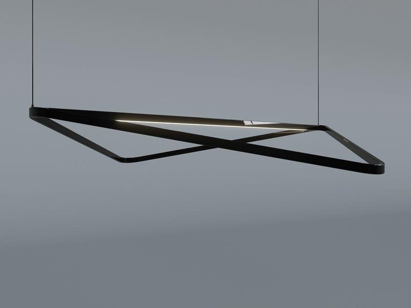 LED aluminium pendant lamp KITE NAKED | Pendant lamp by ESTEL GROUP