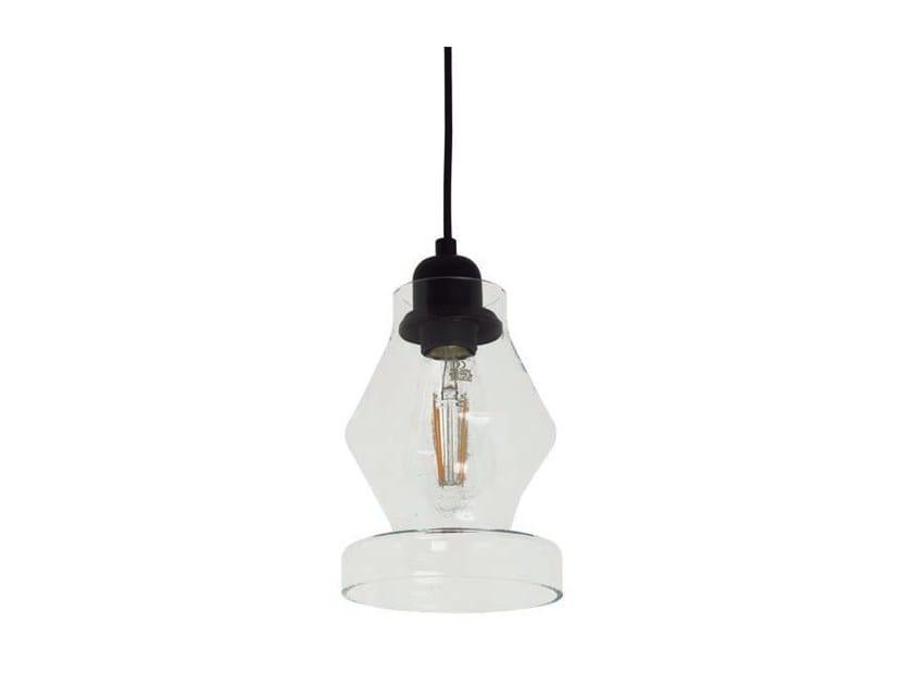 Glass pendant lamp KITTA | Glass pendant lamp by Aromas del Campo
