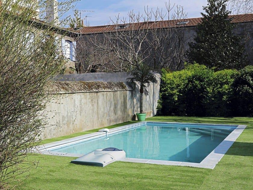 In-Ground concrete Swimming Pool Kit KITY By Desjoyaux