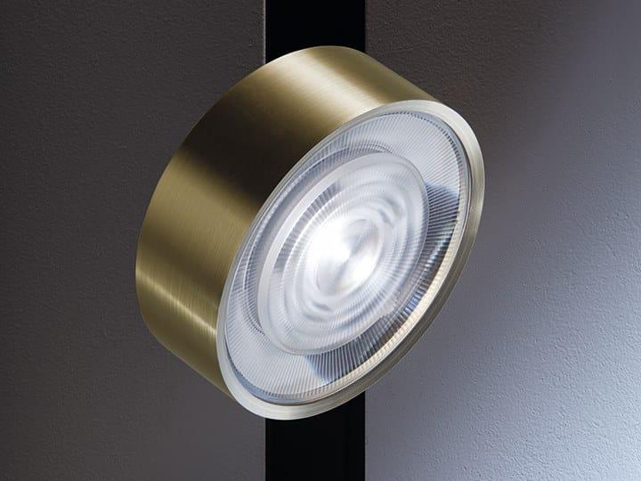 Illuminazione a binario a LED in alluminio KIVA LOW VOLTAGE by LEDS C4