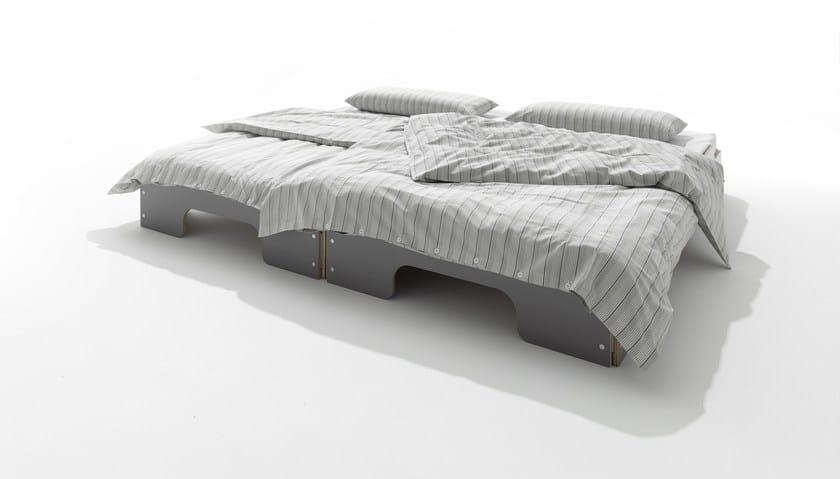Komfort Letto Möbelwerkstätten Stapelliege Impilabile Singolo Müller USpVzqM