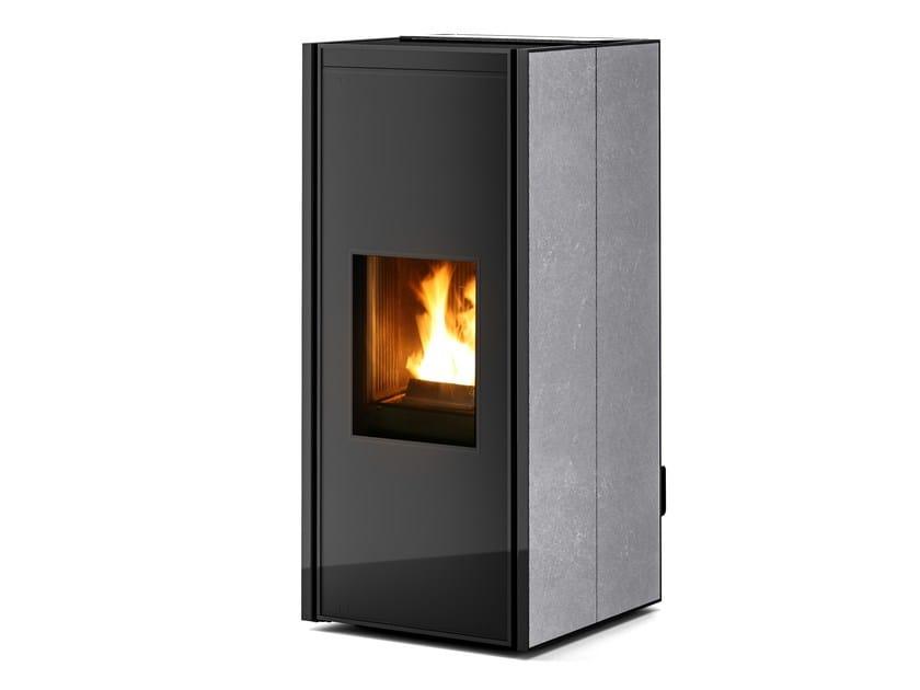 Pellet cast iron stove KLIN by MCZ GROUP