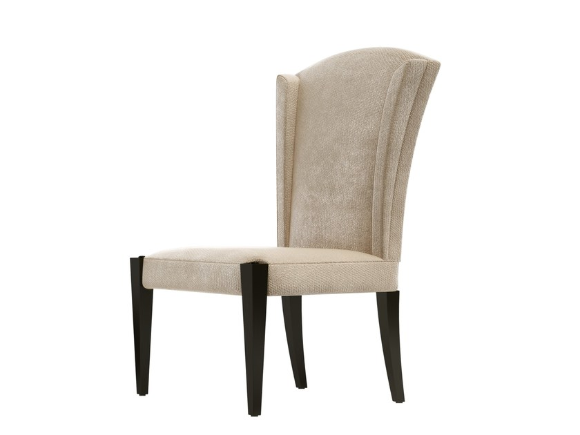 Upholstered fabric chair KLOSE M by Capital Collection